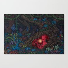 Mothers Of Men Canvas Print