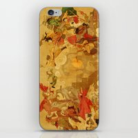 Guys, We're Supposed To Be Having a Picnic... iPhone & iPod Skin