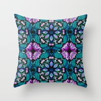Tila Chilla Throw Pillow