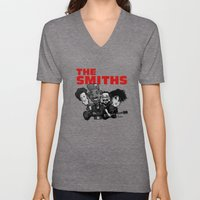 The Smiths (white Versio… Unisex V-Neck