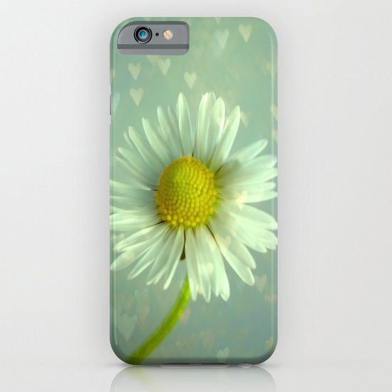 Daisy Love - Flower iPhone & iPod Case