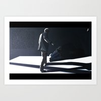 Parasomnia 02 Art Print