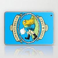 The Adventures Of Finn &… Laptop & iPad Skin