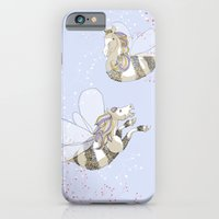 Horse Bees iPhone 6 Slim Case