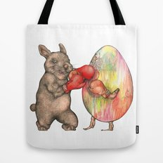 Easter Knockout  Tote Bag