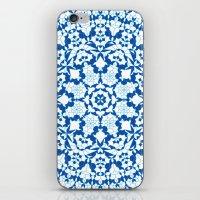 Khatem Rosette 001 | Lapis iPhone & iPod Skin
