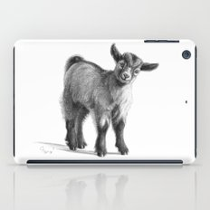 Goat baby G097 iPad Case