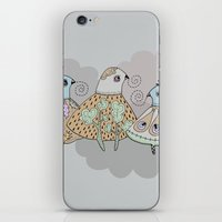 My Peeps iPhone & iPod Skin