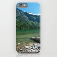 Avalanche lake iPhone 6 Slim Case