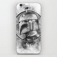 Boba Fett Remix iPhone & iPod Skin