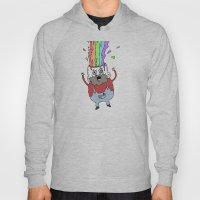 RainbowHead Hoody