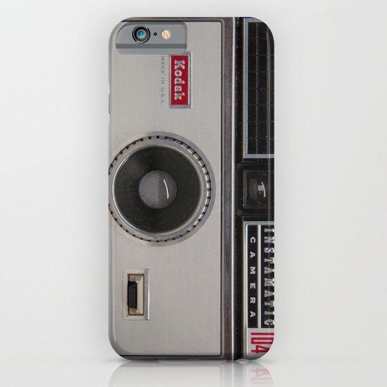 Instamatic Camera 3 iPhone & iPod Case