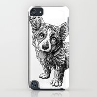 iPod Touch Cases featuring Corgi Puppy by BIOWORKZ