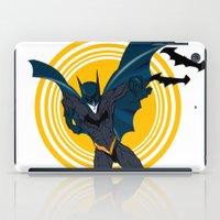 The Bat Dude iPad Case