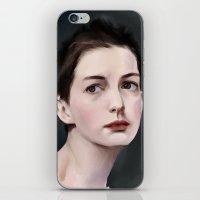 Fantine iPhone & iPod Skin