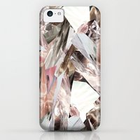 iPhone 5c Cases featuring Arnsdorf SS11 Crystal Pattern by RoAndCo