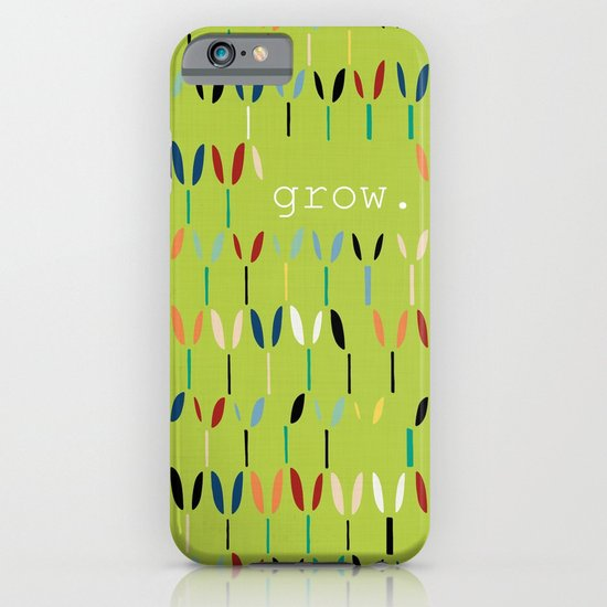 grow. iPhone & iPod Case