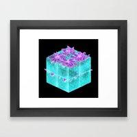 Modern Fruit Framed Art Print