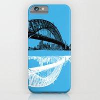 Sydney In Blue iPhone 6 Slim Case