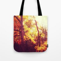 Autumn Colors Tote Bag