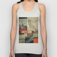 Optimism178 Unisex Tank Top