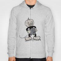 Mickey Pumpkin (desatura… Hoody