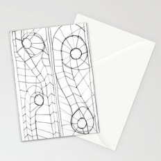 Original Sketch Series - Erosion Patterning Stationery Cards