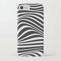 wave iPhone & iPod Cases featuring Wave by Tracie Andrews