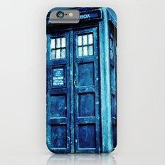 TARDIS iPhone 6 Slim Case