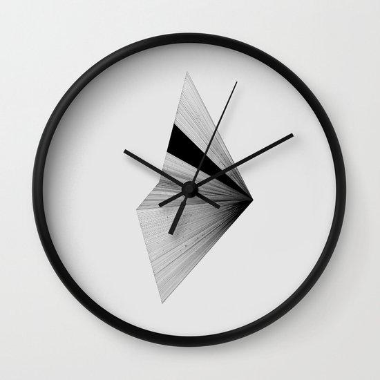Half 2 Wall Clock