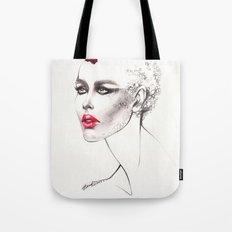 The Brave One Tote Bag