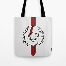 Monarch (Black & Red) Tote Bag