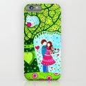 Love#2 - Spring Tree iPhone & iPod Case