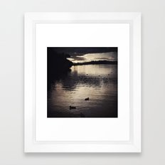 Sunrise... Framed Art Print