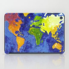 The World iPad Case