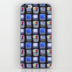 TV Pattern iPhone & iPod Skin