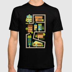 Neighborhood Black SMALL Mens Fitted Tee