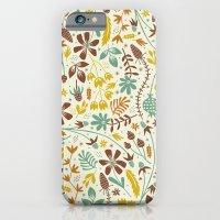 Autumn Blooms iPhone 6 Slim Case