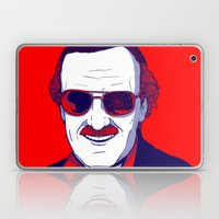 Stan Lee / Excelsior Laptop & iPad Skin
