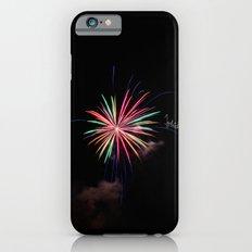 Star of Fireworks iPhone 6 Slim Case