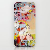 iPhone & iPod Case featuring bird song by Randi Antonsen