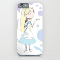 iPhone & iPod Case featuring Tea by Ashley K. Alexander
