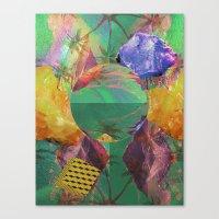 Mineral Galaxy Canvas Print