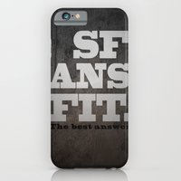 Black SFANSFIT the best answer iPhone 6 Slim Case