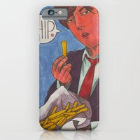 iPhone & iPod Case featuring Cheap Jarvis by Anna Gogoleva