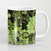 Textures - Moss Mug