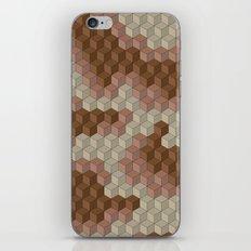 CUBOUFLAGE DESERT iPhone & iPod Skin