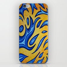 Forms In Space iPhone & iPod Skin