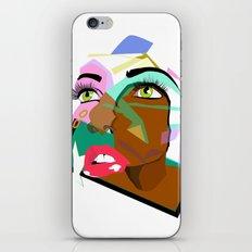 Anyone: I N  B L A C K  iPhone & iPod Skin