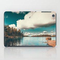 Belle Svezia iPad Case